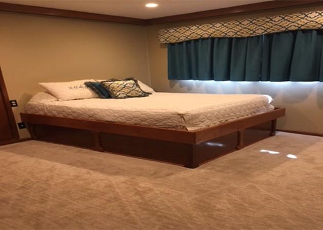 Stateroom 2016 CUSTOM 106 Houseboat Houseboat 1935571