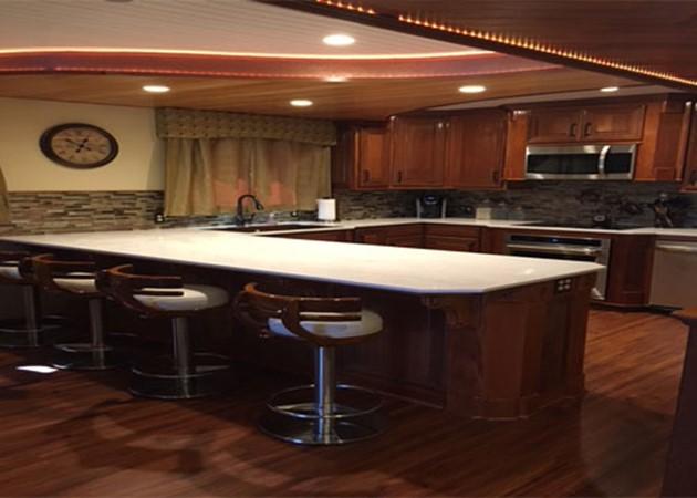 Galley 2016 CUSTOM 106 Houseboat Houseboat 1935580