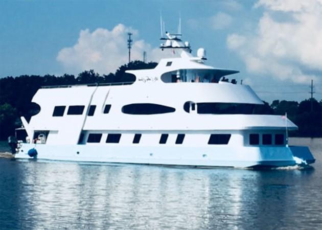 Profile 2016 CUSTOM 106 Houseboat Houseboat 1935582
