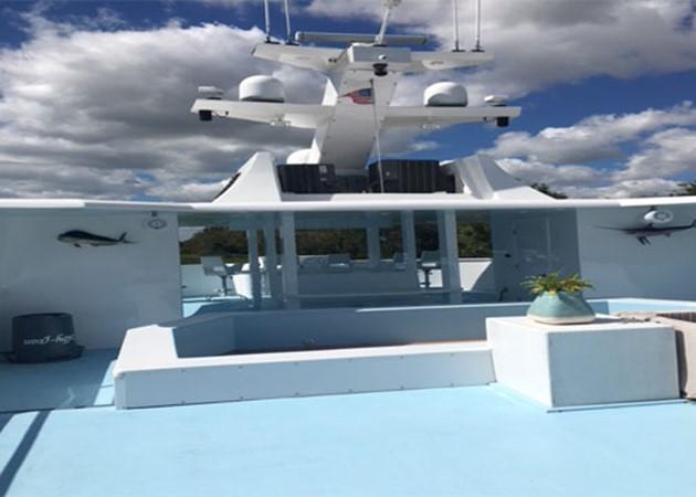 Deck 2016 CUSTOM 106 Houseboat Houseboat 1935583