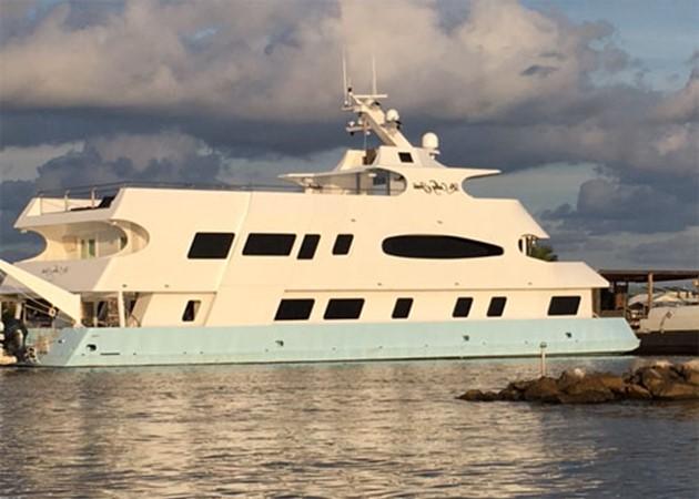Profile 2016 CUSTOM 106 Houseboat Houseboat 1935586