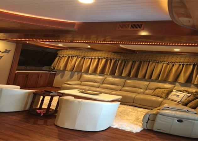 Salon 2016 CUSTOM 106 Houseboat Houseboat 1935587
