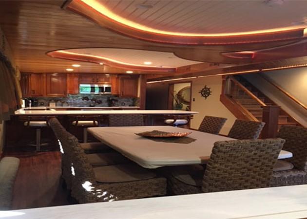 Dinette 2016 CUSTOM 106 Houseboat Houseboat 1935588