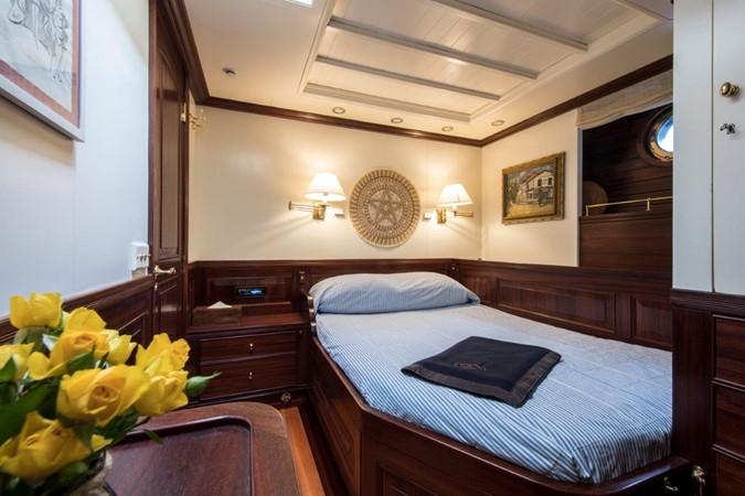 Starboard Guest Stateroom 1902 Townsend & Downey  Schooner 2089447