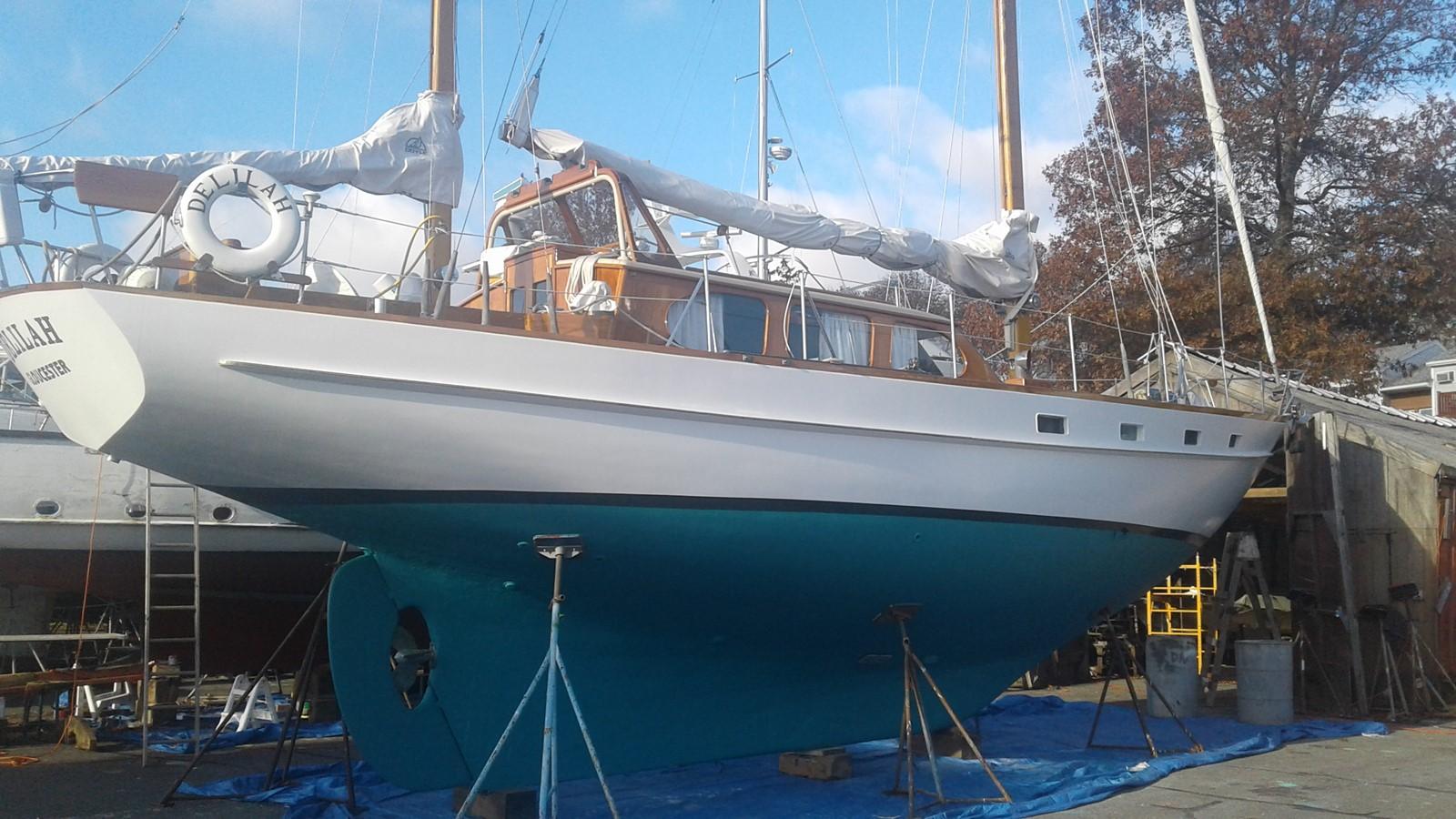 1964 ALDEN YACHTS Alden 47 / Ketch Classic Yacht 1953492