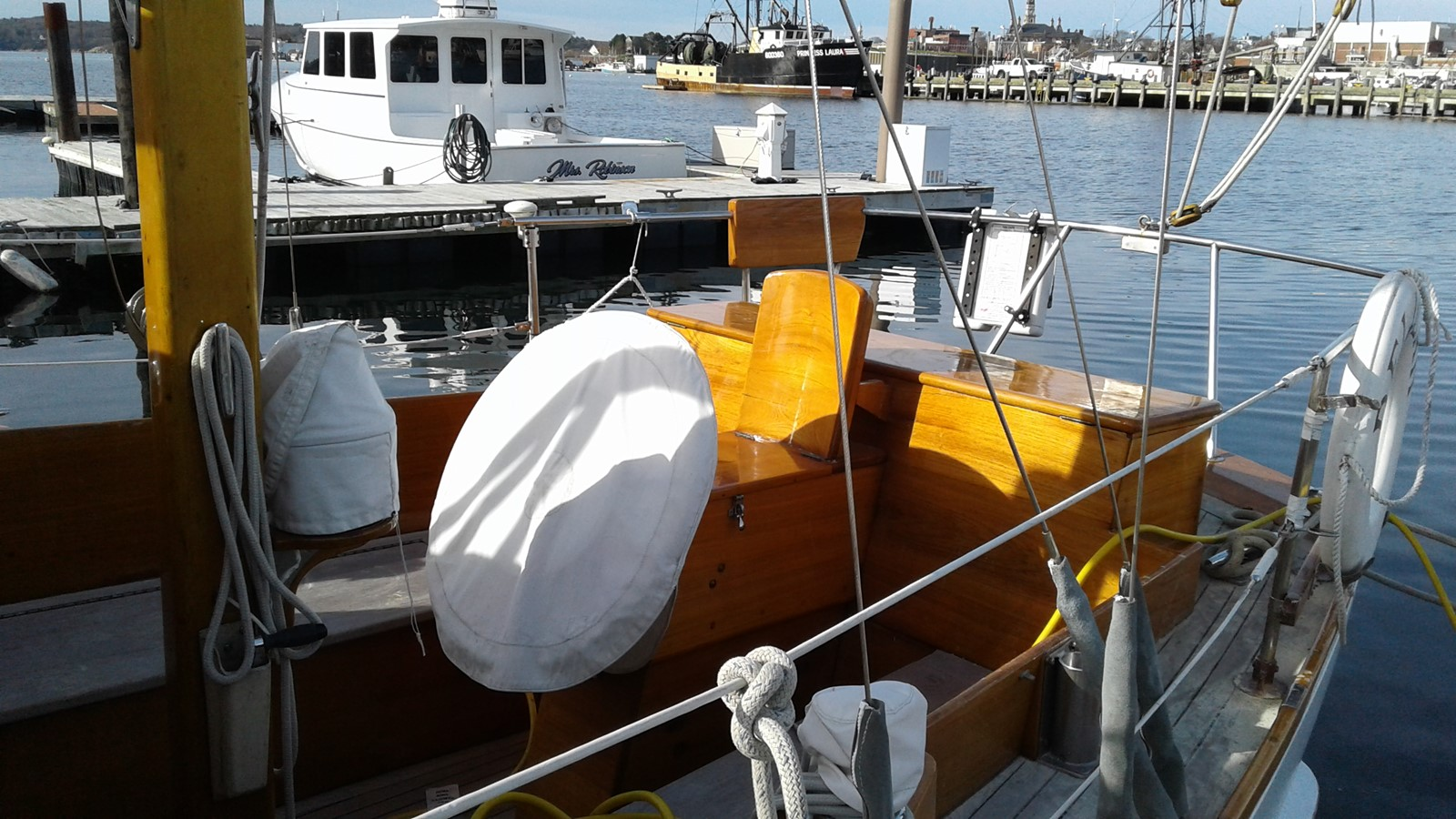 1964 ALDEN YACHTS Alden 47 / Ketch Classic Yacht 1953497