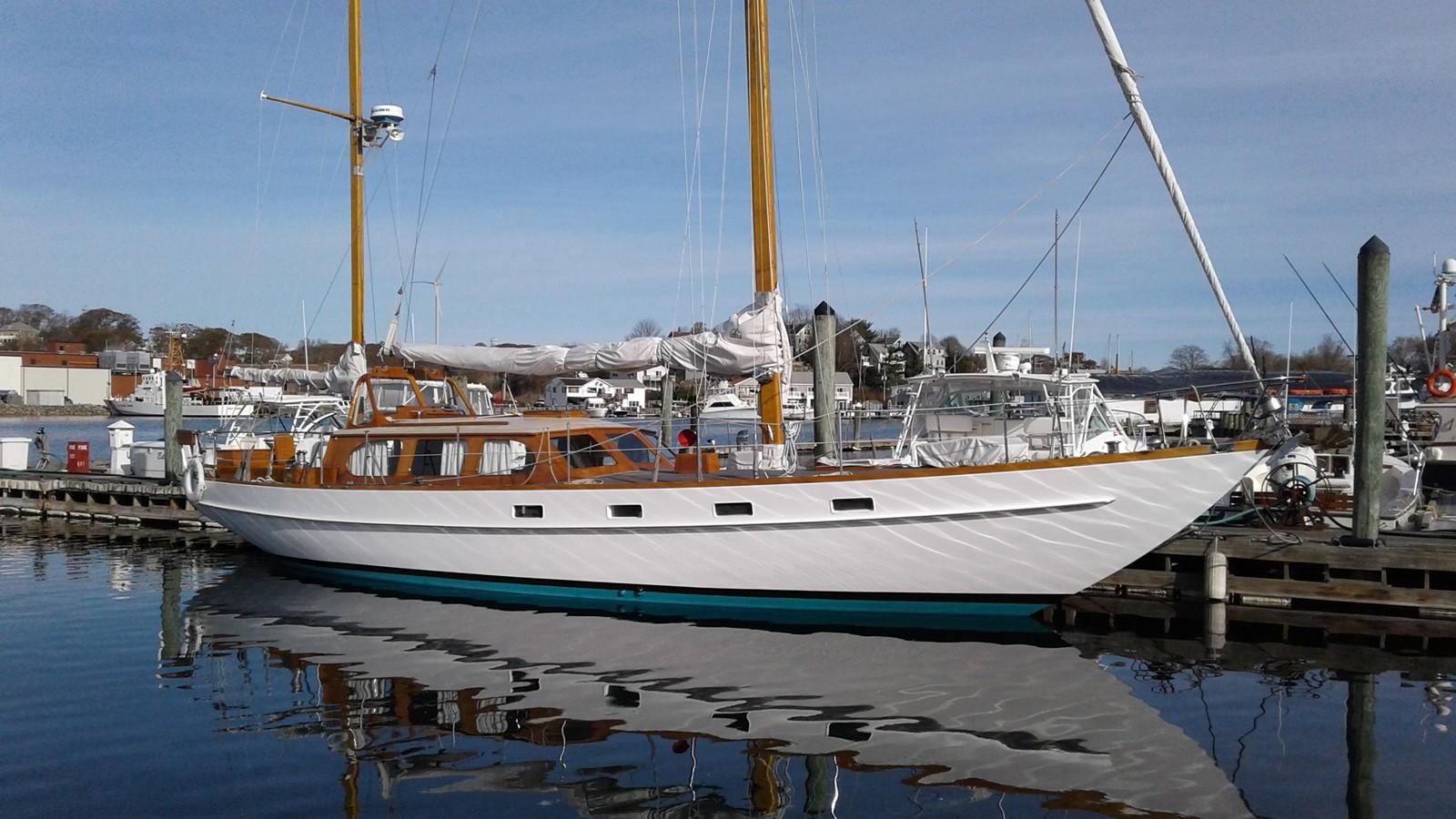 1964 ALDEN YACHTS Alden 47 / Ketch Classic Yacht 1953500