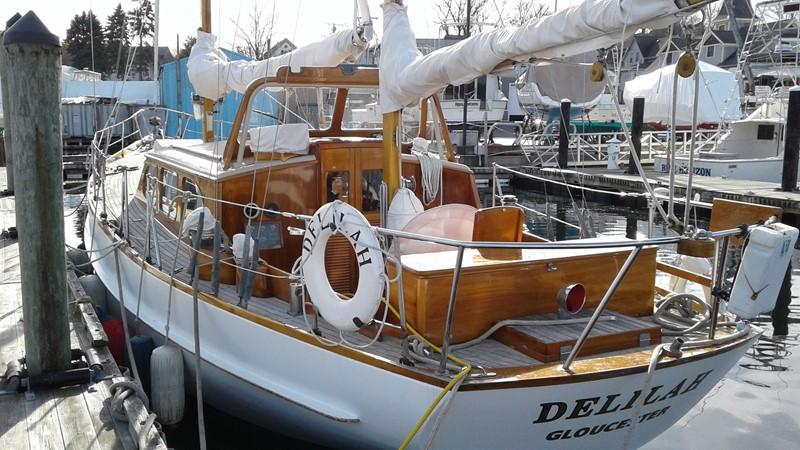 1964 ALDEN YACHTS Alden 47 / Ketch Classic Yacht 1953498
