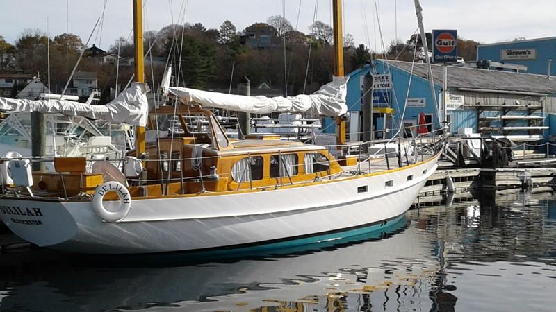 1964 ALDEN YACHTS Alden 47 / Ketch Classic Yacht 1953501