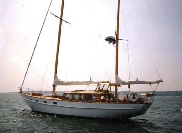 1964 ALDEN YACHTS Alden 47 / Ketch Classic Yacht 1953513