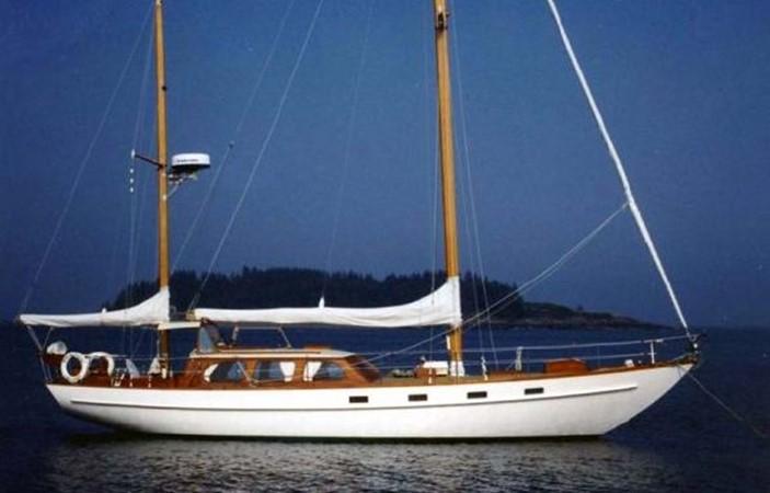 1964 ALDEN YACHTS Alden 47 / Ketch Classic Yacht 1953516