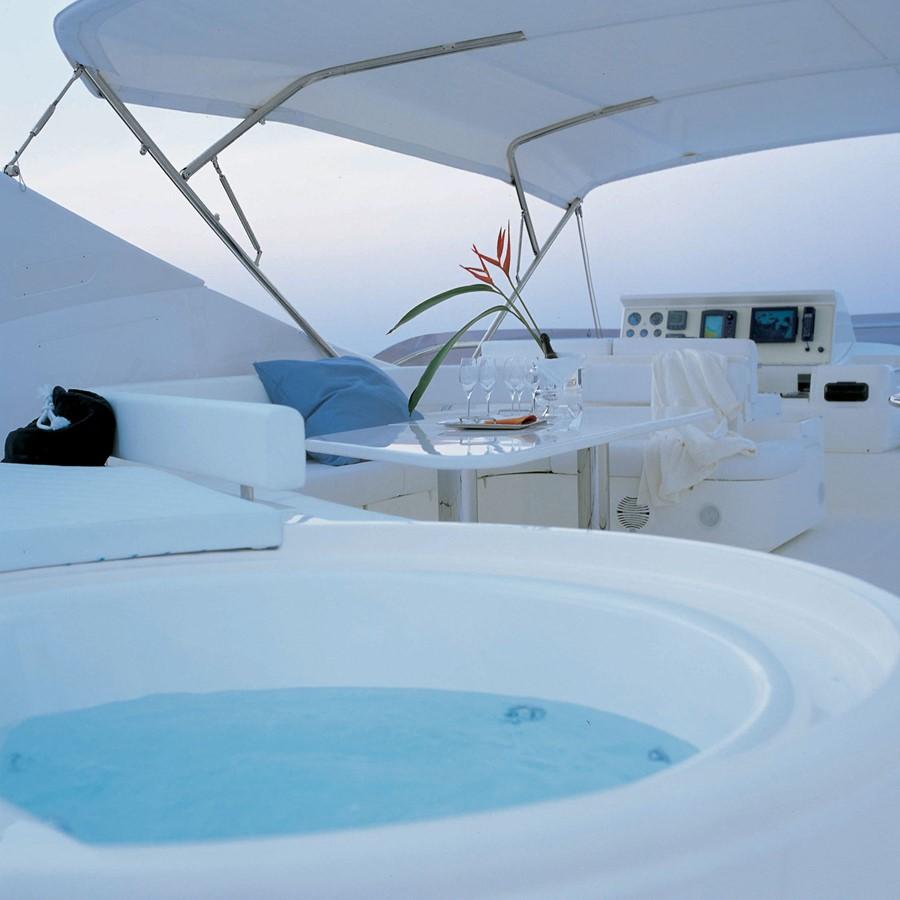 2007 FERRETTI YACHTS Ferretti 881 HT Motor Yacht 2005370