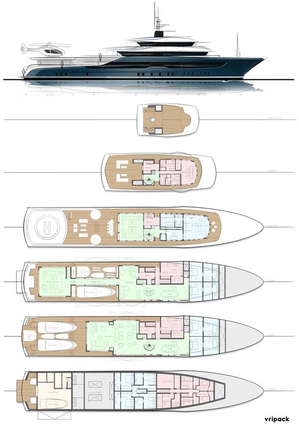 2021 COSMO EXPLORER Supernova 55 Motor Yacht 2473727