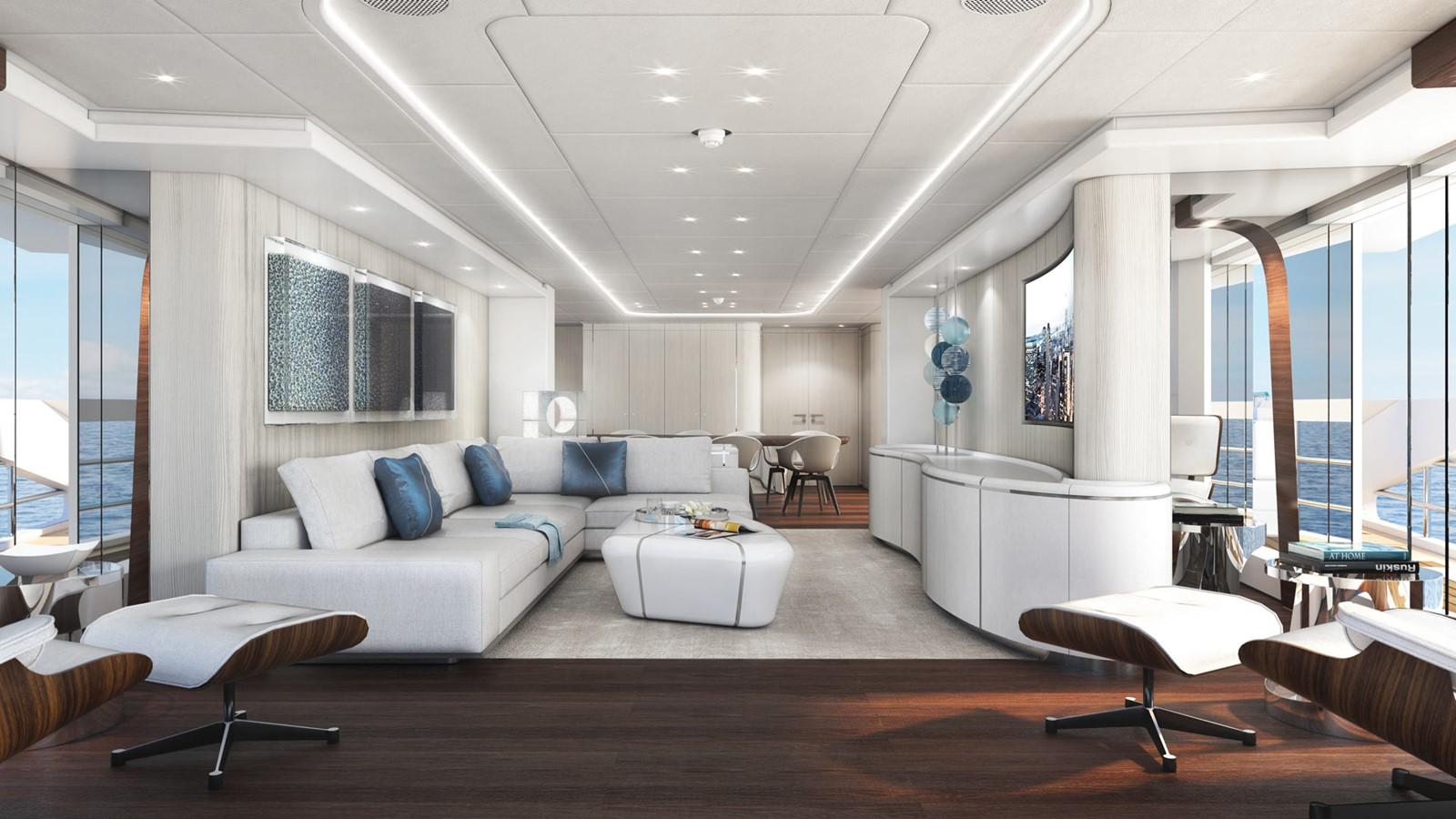 Main saloon 2020 HEESEN YACHTS  Motor Yacht 2530865