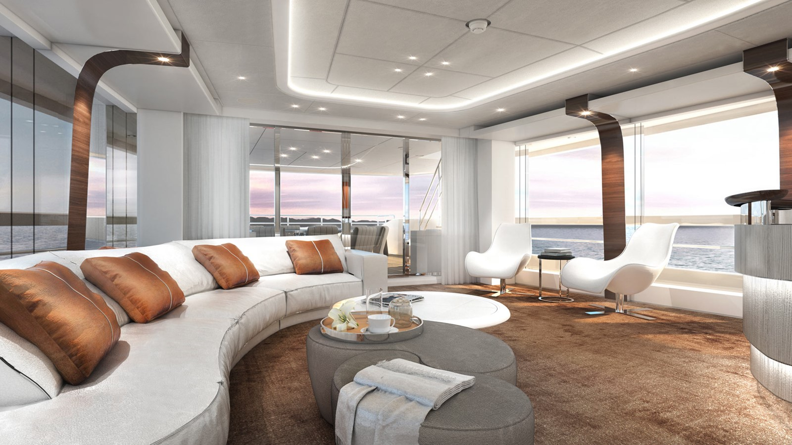 Sky lounge 2020 HEESEN YACHTS  Motor Yacht 2530868