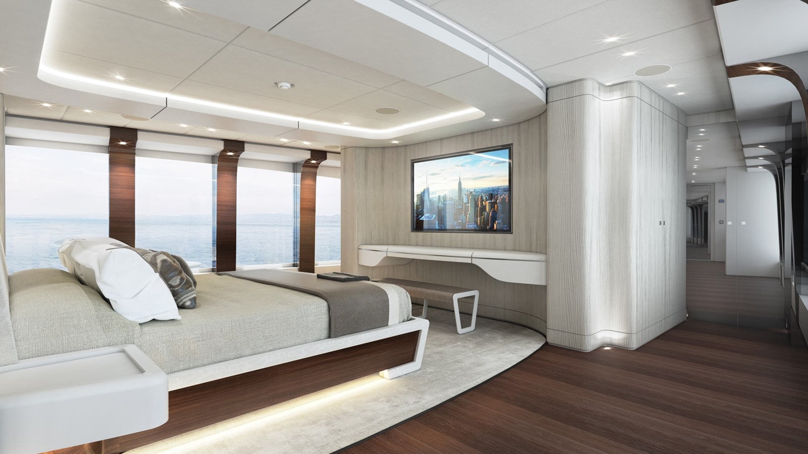 Owners stateroom 2020 HEESEN YACHTS  Motor Yacht 2530869
