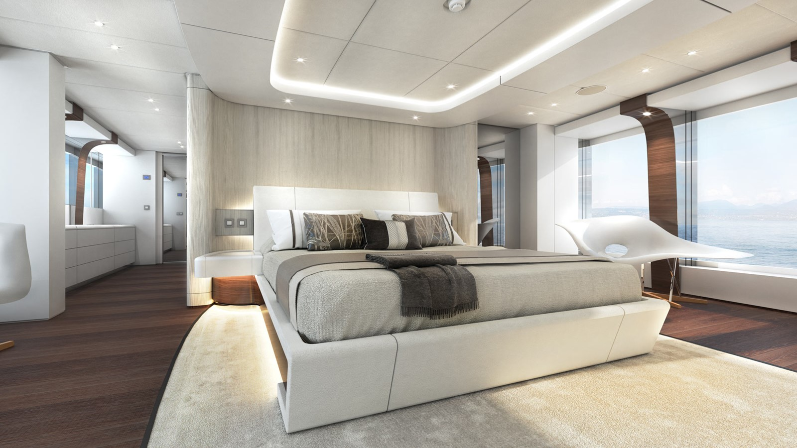 Owners stateroom 2020 HEESEN YACHTS  Motor Yacht 2530871