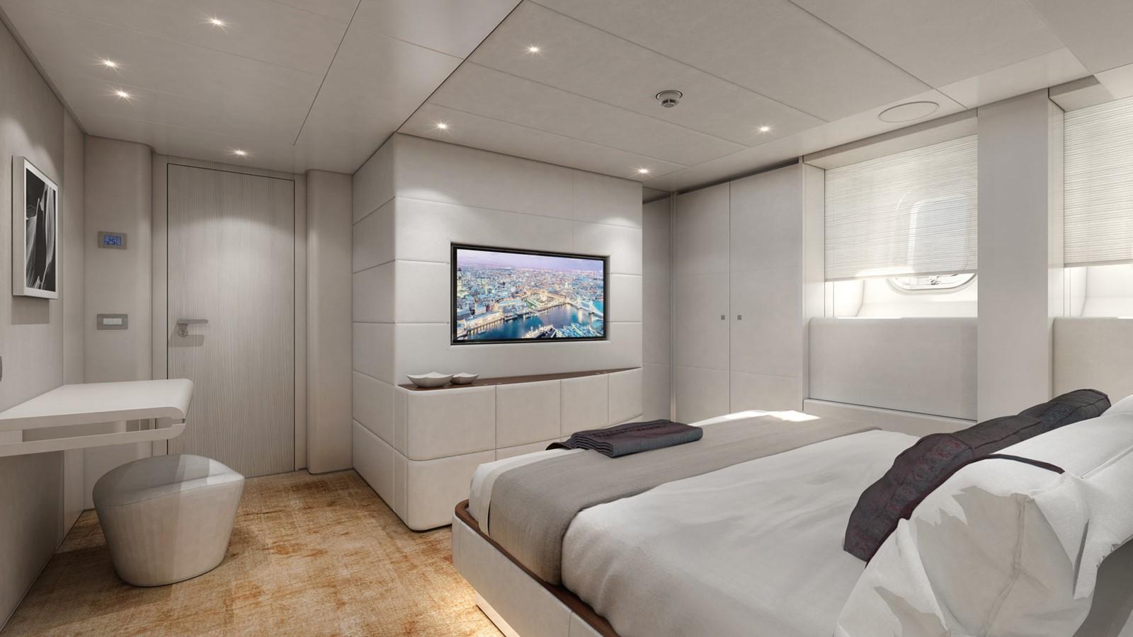 Guest suite 2020 HEESEN YACHTS  Motor Yacht 2530873