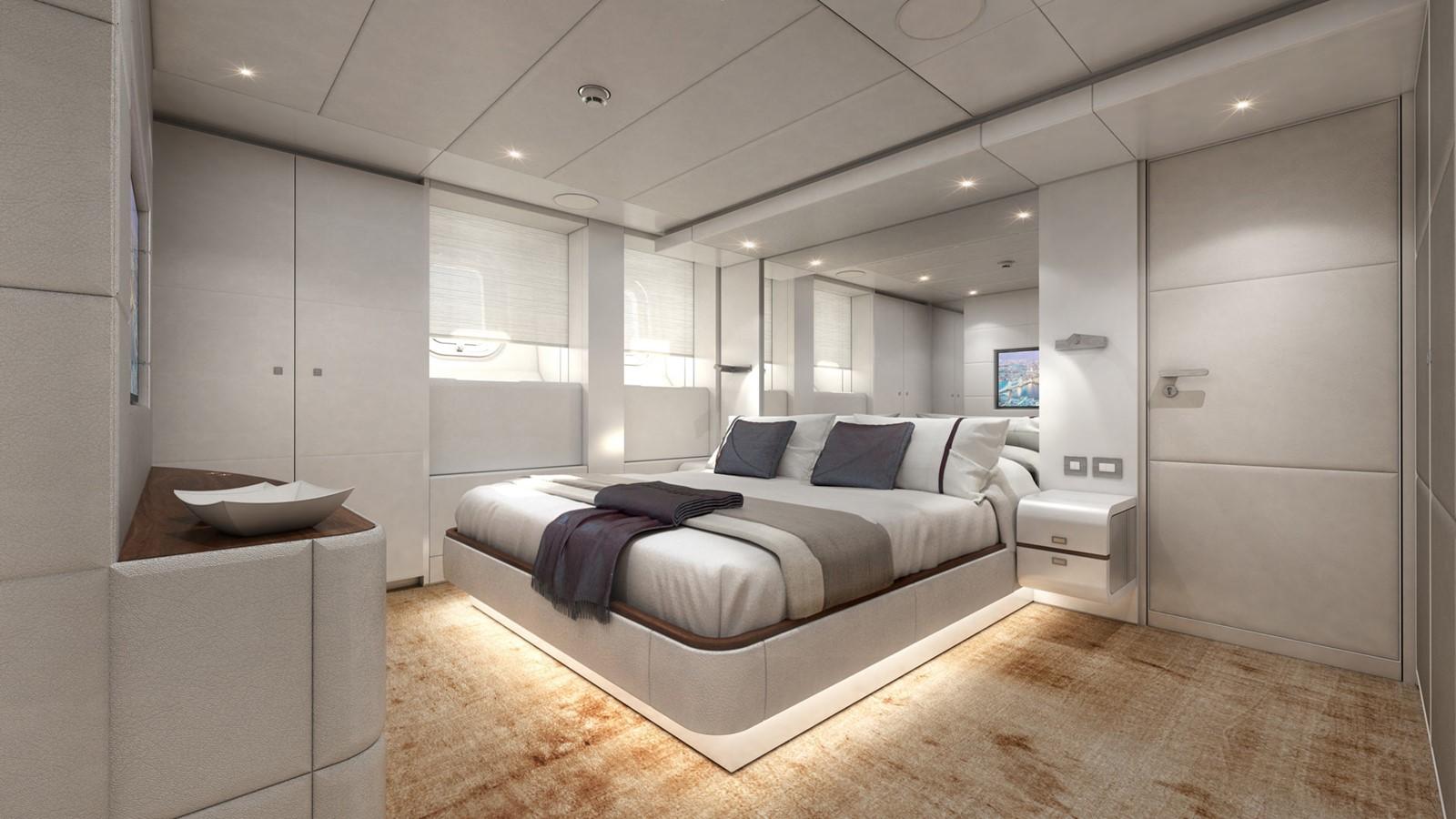 Guest suite 2020 HEESEN YACHTS  Motor Yacht 2530875