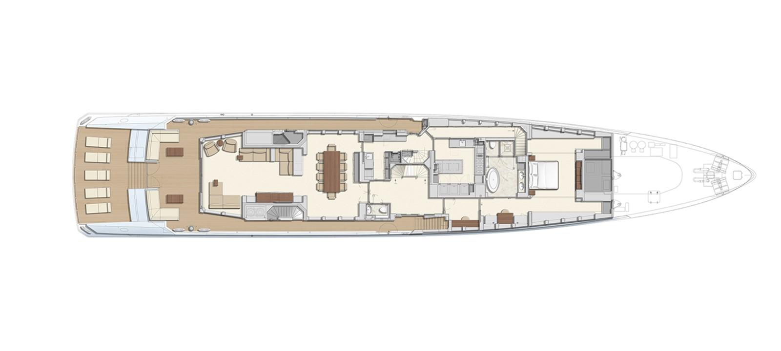GA Main deck 2020 HEESEN YACHTS  Motor Yacht 2530878
