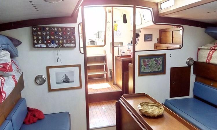1972 TYLER BOAT COMPANY Gallant 53 Cruising Sailboat 2483228