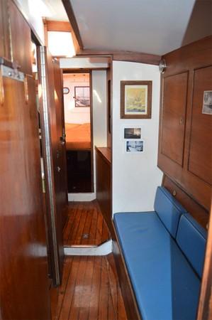 1972 TYLER BOAT COMPANY Gallant 53 Cruising Sailboat 2483231