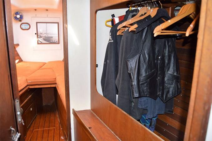1972 TYLER BOAT COMPANY Gallant 53 Cruising Sailboat 2483234