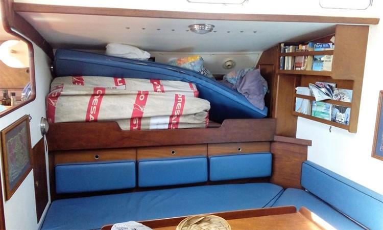 1972 TYLER BOAT COMPANY Gallant 53 Cruising Sailboat 2483235