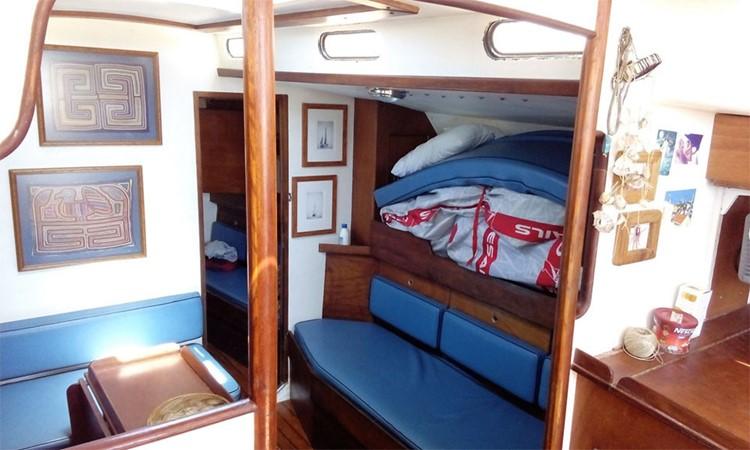 1972 TYLER BOAT COMPANY Gallant 53 Cruising Sailboat 2483236
