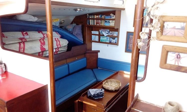 1972 TYLER BOAT COMPANY Gallant 53 Cruising Sailboat 2483237
