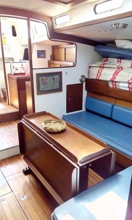 1972 TYLER BOAT COMPANY Gallant 53 Cruising Sailboat 2483239