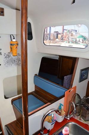 1972 TYLER BOAT COMPANY Gallant 53 Cruising Sailboat 2483246