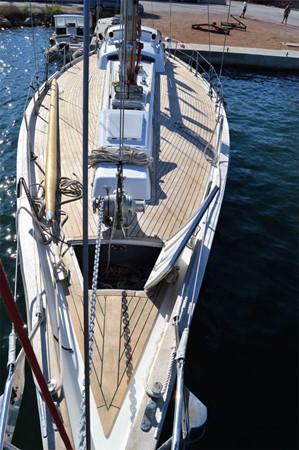 1972 TYLER BOAT COMPANY Gallant 53 Cruising Sailboat 2483259