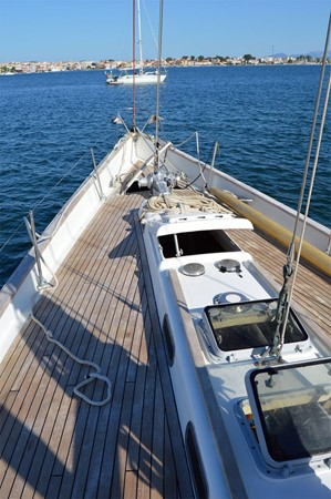 1972 TYLER BOAT COMPANY Gallant 53 Cruising Sailboat 2483260