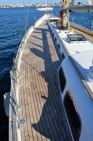 1972 TYLER BOAT COMPANY Gallant 53 Cruising Sailboat 2483261