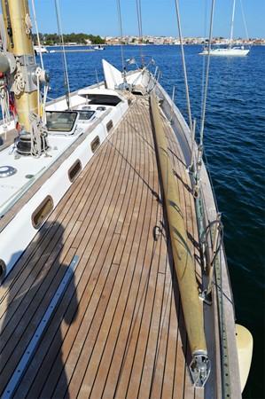 1972 TYLER BOAT COMPANY Gallant 53 Cruising Sailboat 2483262