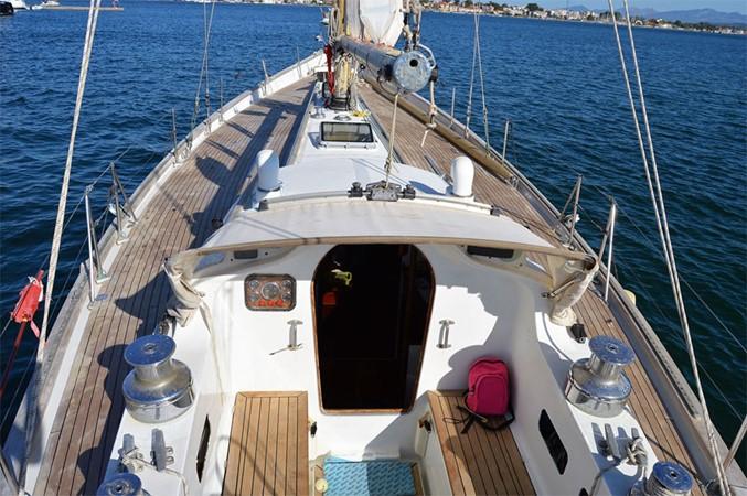 1972 TYLER BOAT COMPANY Gallant 53 Cruising Sailboat 2483264