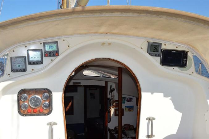 1972 TYLER BOAT COMPANY Gallant 53 Cruising Sailboat 2483265