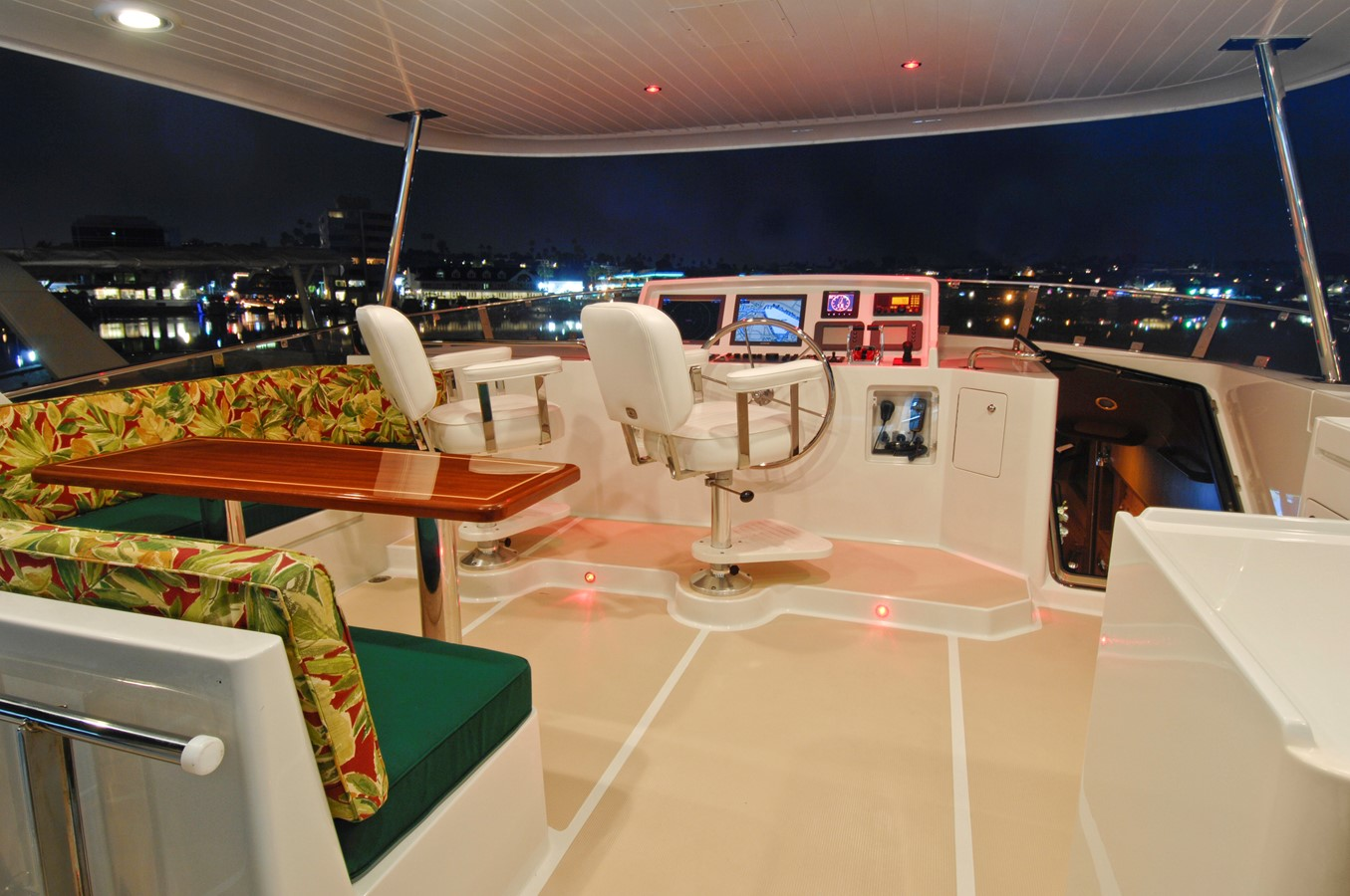 2020 OFFSHORE YACHTS Pilothouse Voyager Motor Yacht 1961799