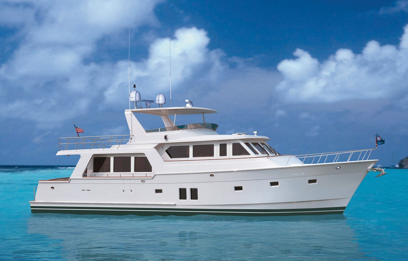 2020 OFFSHORE YACHTS Pilothouse Voyager Motor Yacht 2571161
