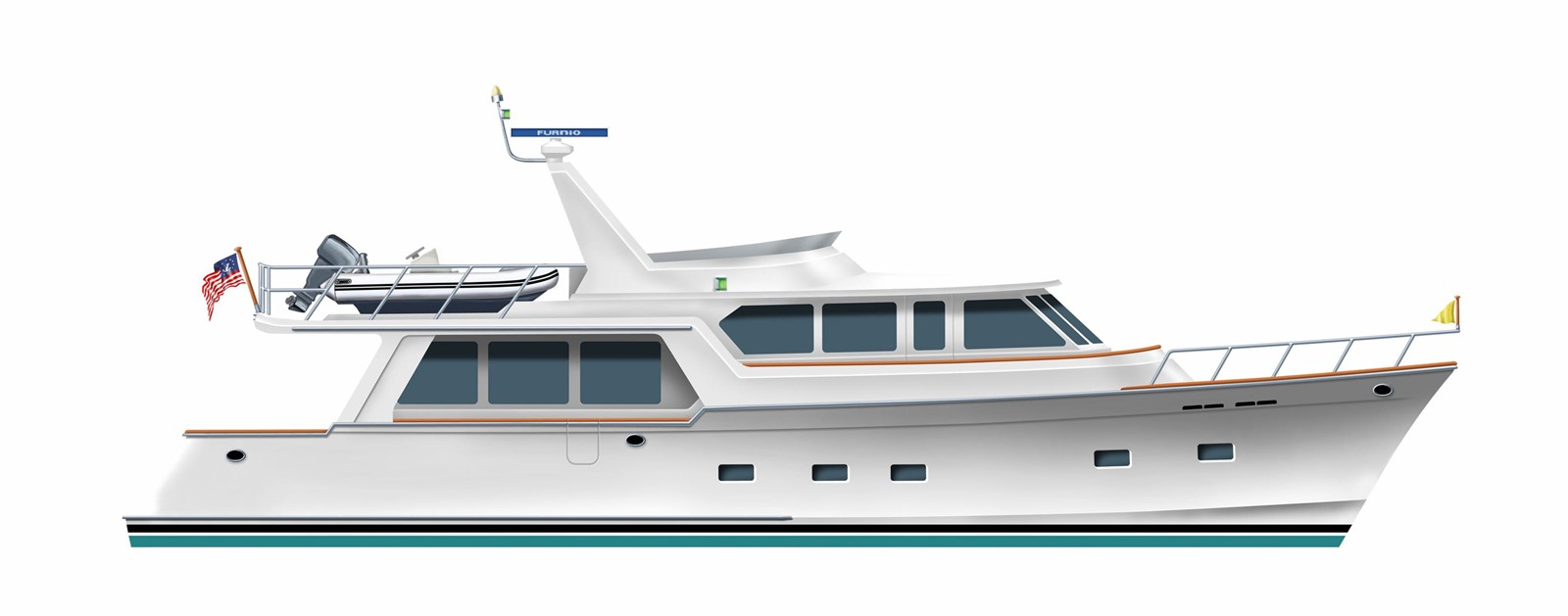 2020 OFFSHORE YACHTS Pilothouse Voyager Motor Yacht 2571172
