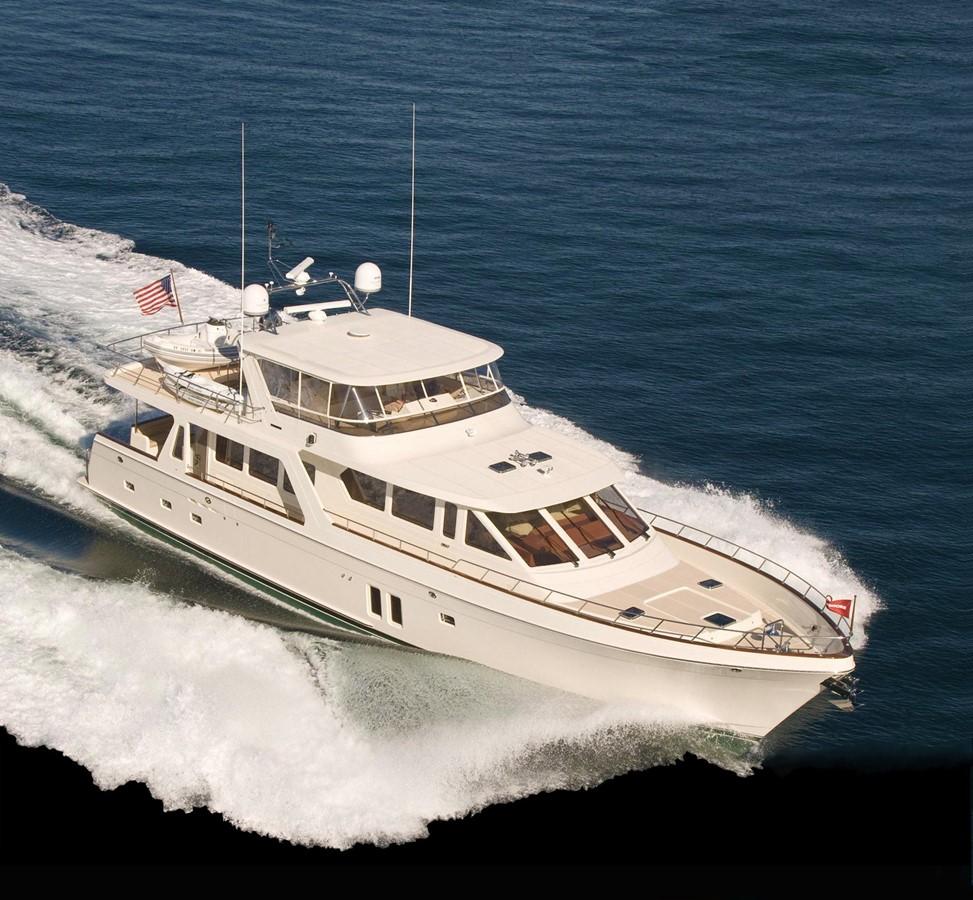 2020 OFFSHORE YACHTS 76/80 Motoryacht Motor Yacht 1959674