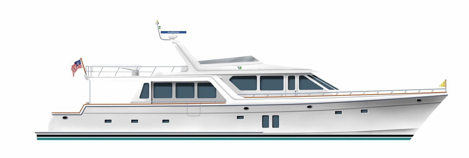 2020 OFFSHORE YACHTS 76/80 Motoryacht Motor Yacht 2571165