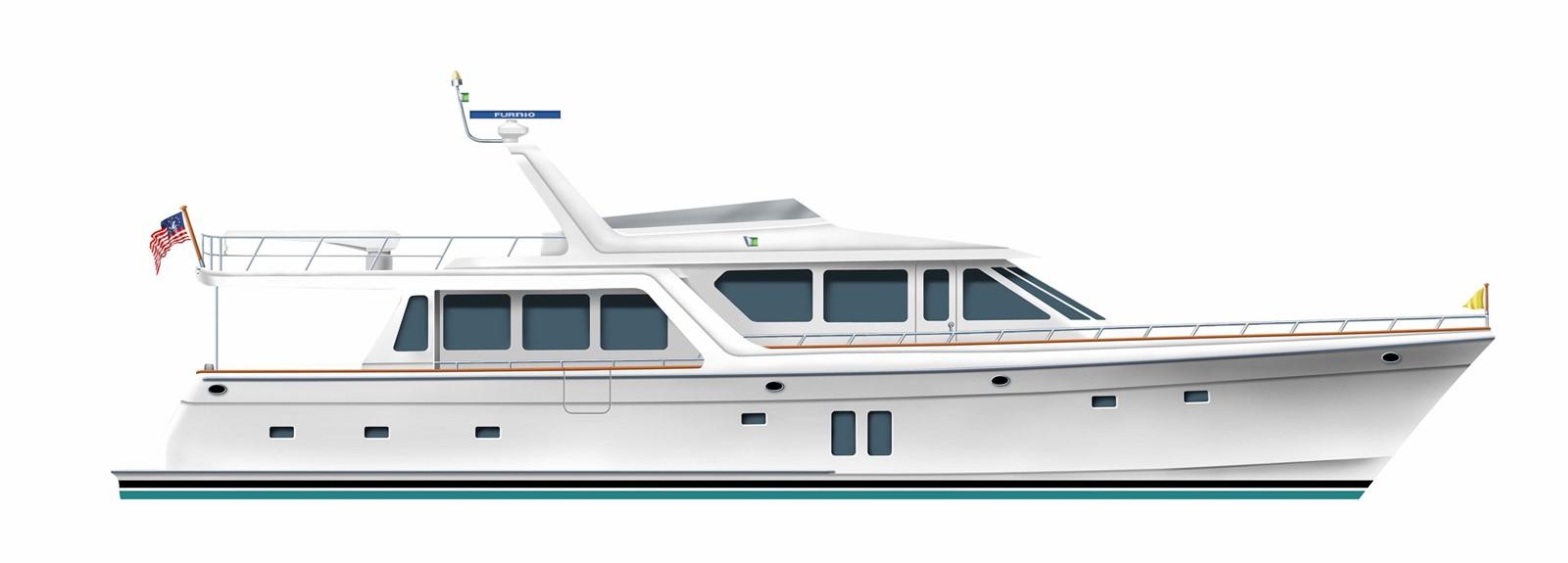 2020 OFFSHORE YACHTS 76/80 Motoryacht Motor Yacht 2571166