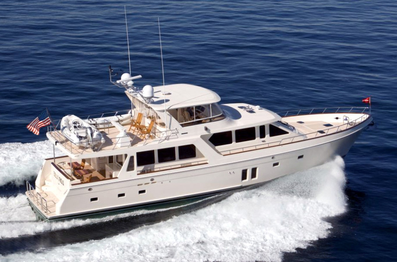 2020 OFFSHORE YACHTS 76/80 Motoryacht Motor Yacht 2571167