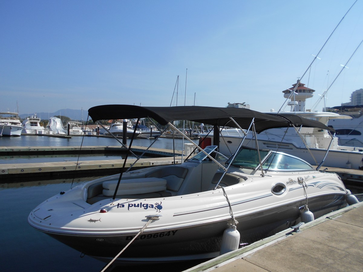 2005 SEA RAY 240 Sundeck Runabout 1962337