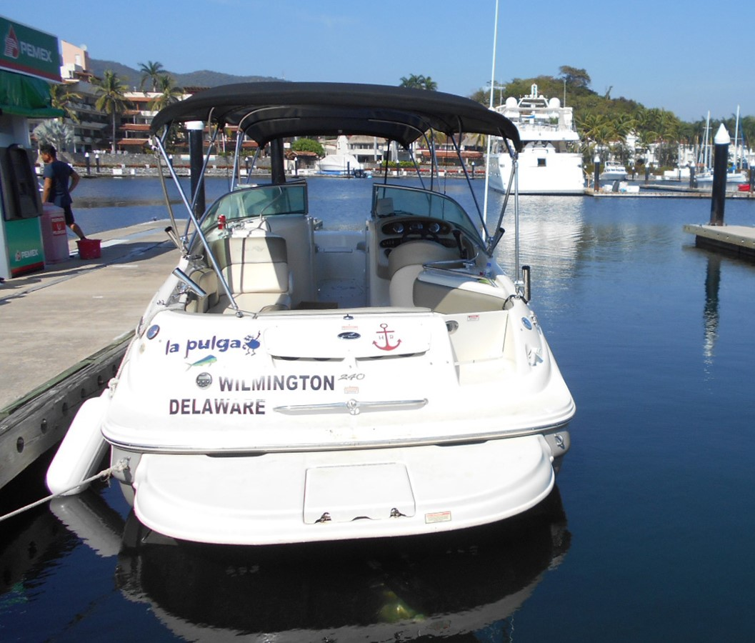 2005 SEA RAY 240 Sundeck Runabout 1962338