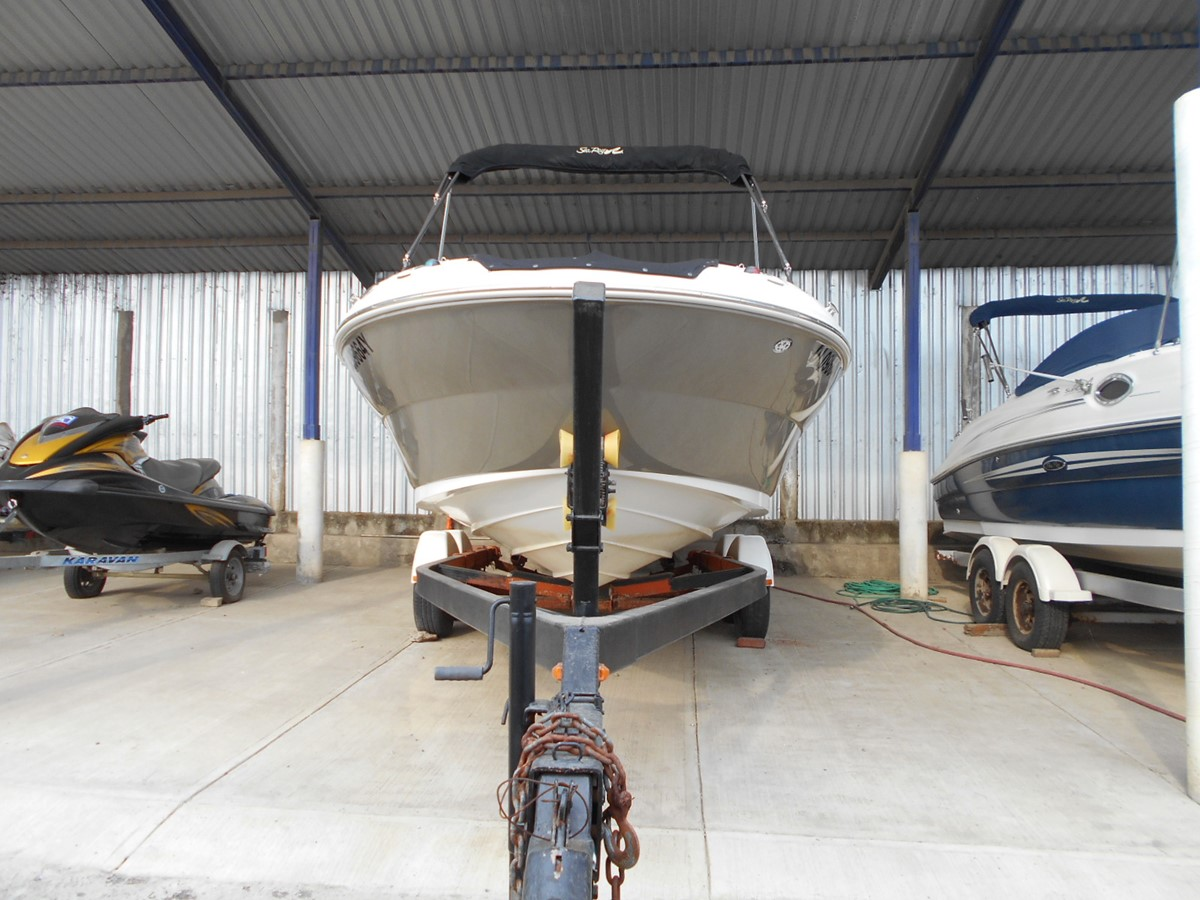 2005 SEA RAY 240 Sundeck Runabout 1962349