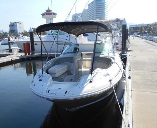 2005 SEA RAY 240 Sundeck Runabout 1962339