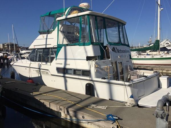 1995 CARVER 390 CPMY Motor Yacht 1963418